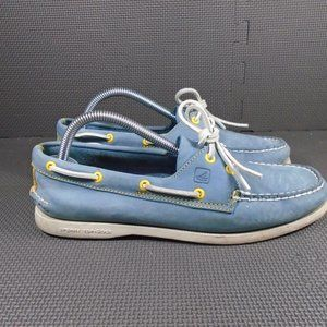 Womens Sz 10 Sperry Top Sider Boat Shoe